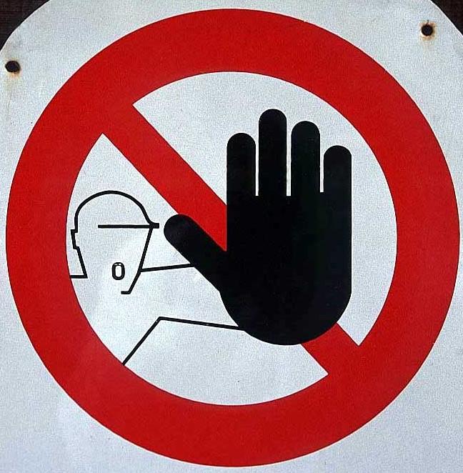keep-off-hand
